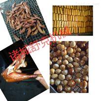 SYX-50S高效节能腊肉烘干烟熏炉 小型熏鸡机器