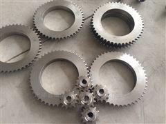 16A不锈钢链轮 4分双节距链轮 节距25.4