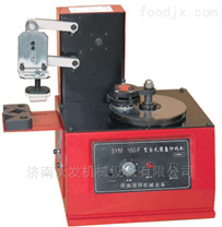 烟台威海电动油墨打码机#易拉罐罐头电动移印机厂家#济南沃发价格低