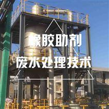 橡胶助剂行业废水处理技术|湖北蒸发设备