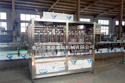 低价供应桶装散酒灌装机玻璃水灌装设备
