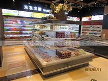 浙江1.8米超市风幕柜定制要多少钱一台