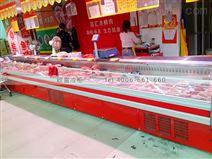 四川内置鲜肉冷藏陈列柜有哪些款式