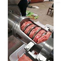 临沂肉泥厂家专用小型骨肉分离机