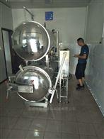 JT900-1800豆制品设备软包装豆制品双层杀菌锅