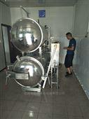 豆漿蒸煮鍋、軟包裝豆制品蒸煮及殺菌設備