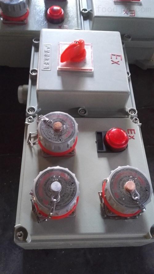 BXX51-BXX51-3防爆檢修電源插座箱