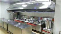 西安面馆厨房工程设计快餐店厨房排烟工程