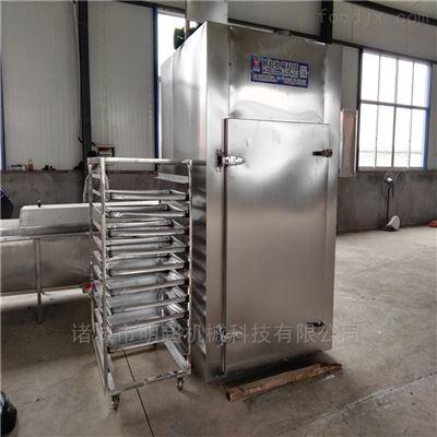 新疆油沙豆箱式烘干房 根茎果电加热烘干机