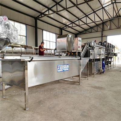 毛豆加工清洗线'毛豆加工工艺技术要求'芸豆加工设备