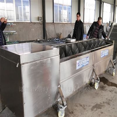 TDQXJ-15自动洗土豆机 土豆清洗机