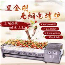 南宁烧烤电炉子的优点及工艺流程