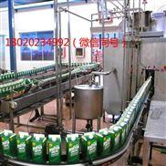 饮料加工生产流程和设备