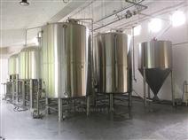 日产200-2000L精酿啤酒设备