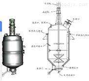 JT0.5-5系列动态浸渍多功能提取罐