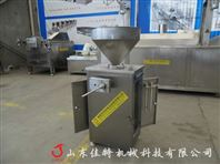 四川肉粒肠液压灌肠机 省人工的香肠机