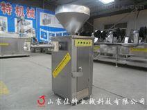 黑龙江香肠灌肠机成套生产线提高效率