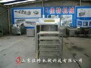 河南全自動臘肉煙熏爐廠家定制生產