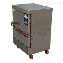 商用厨房专用六盘燃气蒸饭柜