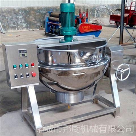 多功能夹层锅-熟食加工设备厂家直销