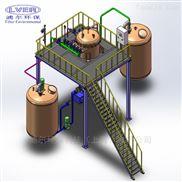 滤尔LCF烛式过滤机全自动排渣过滤厂家供应