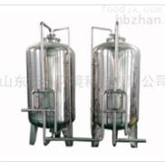 污水厂饮水活性炭不锈钢过滤器3