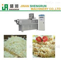 针状膨化面包糠加工设备雪花片机械