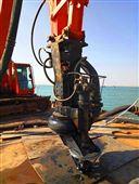 河道挖机抽沙泵 挖机液压清淤泵