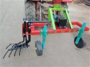 起葱机 挖葱机 拖拉机牵引式大葱收获机