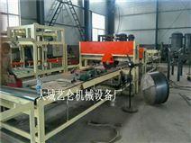 分型号砂浆岩棉复合板设备岩棉保温板生产线