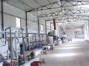 红薯机械化淀粉生产线