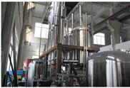 三效串联降膜蒸发器(大蒜废水处理)
