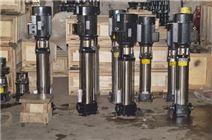 智能变频恒压供水泵CDLF QDLF轻型不锈钢