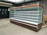 全新商用冷柜,保鲜柜,水果风幕柜,冷库安装