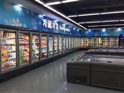 河南郑州超市保鲜柜风幕柜商超设备生产厂家