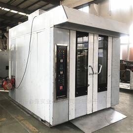 HQ-R200型304不锈钢曲奇饼干烤炉 上海64盘双推车转炉