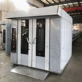 HQ-R200型上海双门转盘烤箱面包烤炉 食品烘焙设备