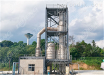 MVR降膜糖水蒸發濃縮系統