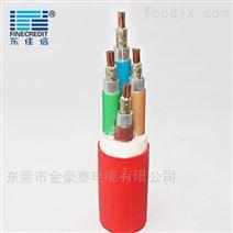 建設安裝礦物質防火電纜