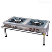 節能型雙頭韓式燃氣低湯爐