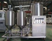JNPJ-50不锈钢家酿啤酒生产设备
