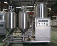 JNPJ-50-不锈钢家酿啤酒生产设备