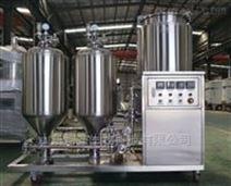 小型自动化精酿啤酒设备