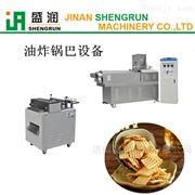 TSE65脆锅巴蔬菜卷食品生产线-双螺杆膨化机