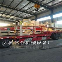 渗透型防火硅质聚苯板设备主机构造说明
