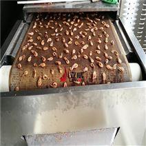 微波对虾烘烤设备与油炸对虾对比
