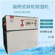 药品冷库低温单机转轮除湿机