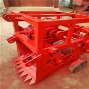 多功能四轮拖拉机带动的大型药材收获机