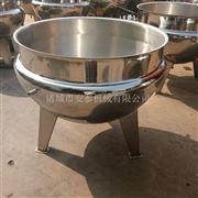 300L蒸汽夹层锅