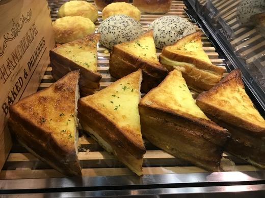 烘烤设备了解一下!让面包变得色泽诱人